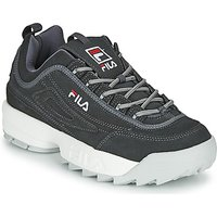 Fila  DISRUPTOR LOW  men's Shoes (Trainers) in Grey