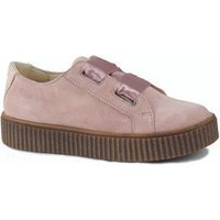 Catimini  CAVANILLE  girls's Children's Shoes (Trainers) in Pink