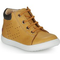 GBB  FOLLIO  boyss Childrens Shoes (High-top Trainers) in Yellow