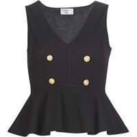Moony Mood  KILLE  womens Blouse in Black