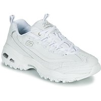 Skechers  D'LITES  women's Shoes (Trainers) in White