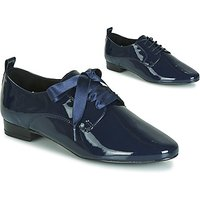 Andre  GOURMANDISE  women's Casual Shoes in Blue