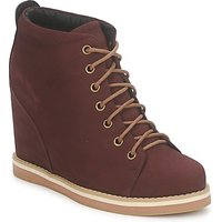 No Name  WISH DESERT BOOTS  womens Low Boots in Purple
