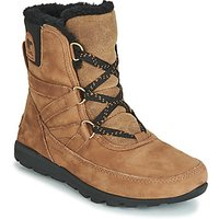 Sorel  WHITNEY SHORT LACE PREMIUM  womens Mid Boots in Brown