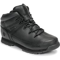 Timberland  EURO SPRINT  boys's Children's Mid Boots in Black