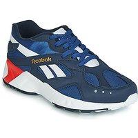 Reebok Classic  AZTREK  men's Shoes (Trainers) in Blue