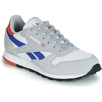 Reebok Classic  CLASSIC LEATHER  boys's Children's Shoes (Trainers) in Grey