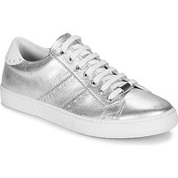 André  BERKELEY  women's Shoes (Trainers) in Silver