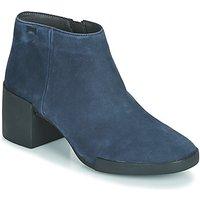 Camper  LOTTA  women's Low Ankle Boots in Blue