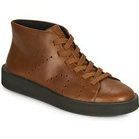 Camper  COURB  men's Shoes (High-top Trainers) in Brown
