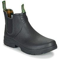 Barbour  FURY CHELSEA  men's Wellington Boots in Black