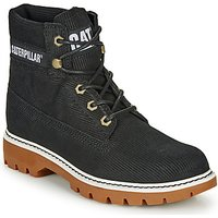 Caterpillar  Lyric Corduroy  women's Low Ankle Boots in multicolour