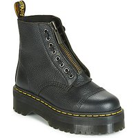 Dr Martens  SINCLAIR AUNT SALLY  women's Mid Boots in Black
