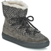 Kennel + Schmenger  PIETRU  womens Shoes (High-top Trainers) in Grey