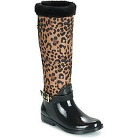 Guess  CICELY  women's Wellington Boots in Black