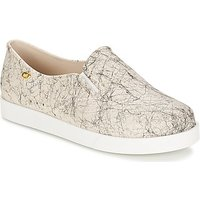 Mel  KICK  women's Slip-ons (Shoes) in Grey