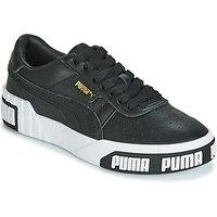 Puma  CALI BOLD  women's Shoes (Trainers) in Black