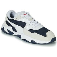 Puma  STORM ADRENALINE  men's Shoes (Trainers) in White