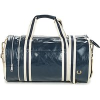 Fred Perry  CLASSIC BARREL BAG  mens Sports bag in Blue