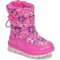 Agatha Ruiz de la Prada  APRESKI  girls's Children's Snow boots in Pink