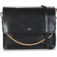 Petite Mendigote  CHARLES  womens Shoulder Bag in Black