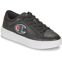 Champion  ERA LEATHER  women's Shoes (Trainers) in Black