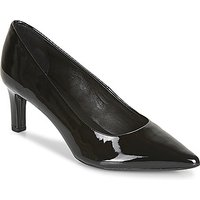 Geox  D BIBBIANA  women's Court Shoes in Black