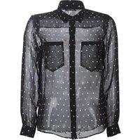 Ikks  BP12165-02  women's Shirt in Black