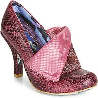Irregular-Choice-FLICK-FLACK-womens-Court-Shoes-in-Pink