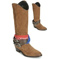 Replay  FRUITLAND  women's High Boots in Brown