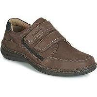 Josef Seibel  ANVERS 90  men's Casual Shoes in Brown