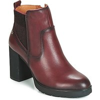 Pikolinos  SAGUNTO W4Z  women's Low Ankle Boots in Brown