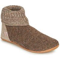Giesswein  WILDPOLDSRIED  women's Slippers in Brown