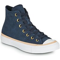 Converse  CHUCK TAYLOR ALL STAR VACHETTA LEATHER HI  women's Shoes (High-top Trainers) in Blue