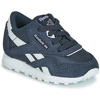 Reebok Classic  CL NYLON I  boys's Children's Shoes (Trainers) in Blue