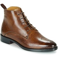 Melvin   Hamilton  BETTYS  women's Mid Boots in Brown