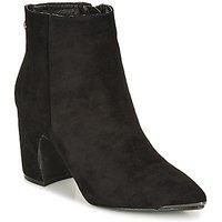 Xti  MOJO  women's Low Ankle Boots in Black