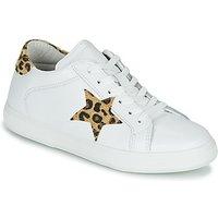 Yurban  LAMBANE  women's Shoes (Trainers) in White