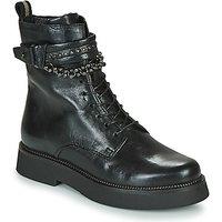 Mjus  TRIPLE STRAP  women's Mid Boots in Black