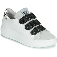 Meline  SCRATCHO  women's Shoes (Trainers) in White