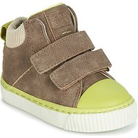 Gioseppo  ERDING  boyss Childrens Shoes (High-top Trainers) in Brown