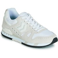 Hummel  MARATHONA GBW  men's Shoes (Trainers) in White