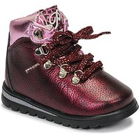 Pablosky  66663-C  girls's Children's Mid Boots in Red