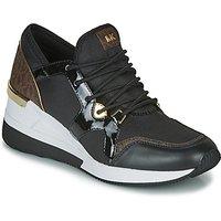 MICHAEL Michael Kors  LIV TRAINER  women's Shoes (Trainers) in Black