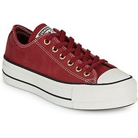 Converse  CHUCK TAYLOR ALL STAR LIFT - OX  womens Shoes (Trainers) in multicolour