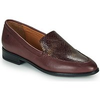 Betty London  LILI-FLEUR  women's Loafers / Casual Shoes in Bordeaux