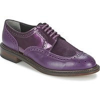 Robert Clergerie  ROEL  womens Casual Shoes in Purple