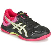 Asics Gel-rocket 9 Indoor Sports Trainers (shoes) In Black