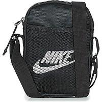 Nike  NK HERITAGE S SMIT  men's Pouch in Black