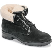 Casual Attitude  LEILA  women's Mid Boots in Black